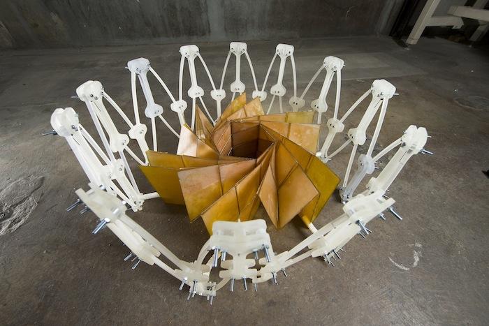 用传统折纸艺术革新太空科技