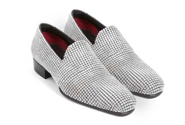 天价婚纱 最贵男鞋 那些迷恋钻石的设计师们