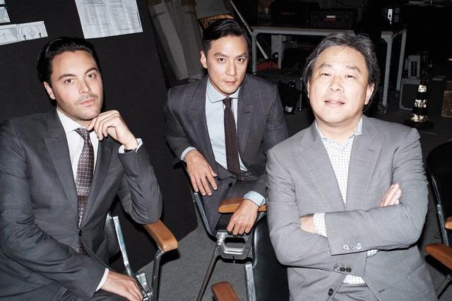 品牌植入电影新玩法-杰尼亚系列微电影携手中,英,韩巨星