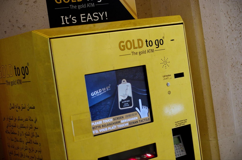 Gold-ATM-Machine-inside-The-Avenue-shopping-complex-Atlantis-The-Palm-Dubai-United-Arab-Emirates