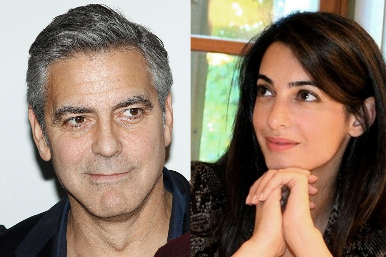 关于George Clooney 威尼斯婚礼的五大看点