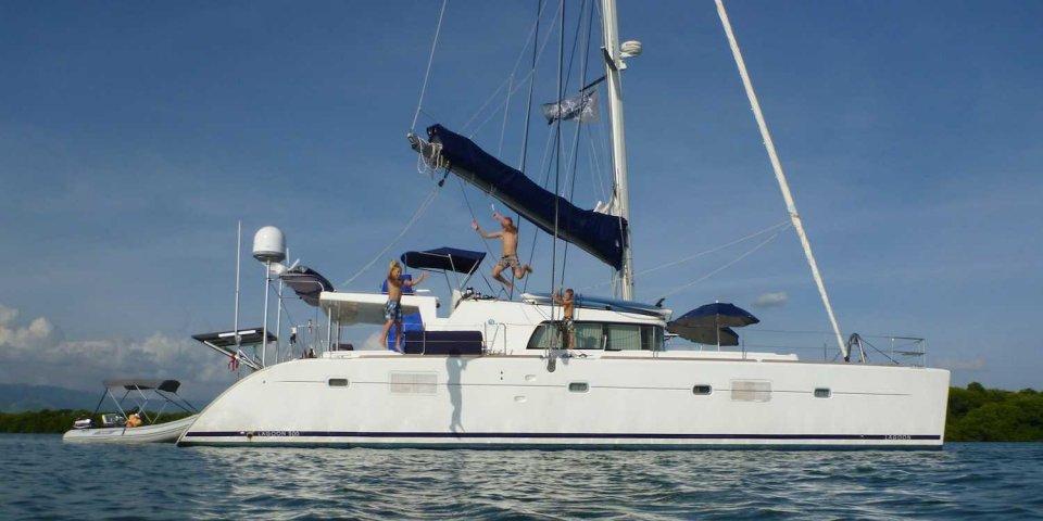 scott sailboat