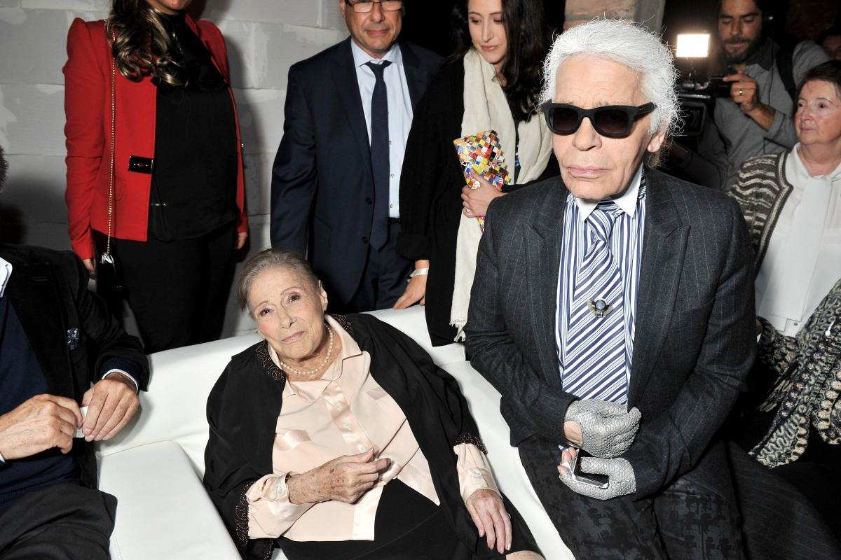 Chloé 联合创始人Gaby Aghion去世,享年93岁