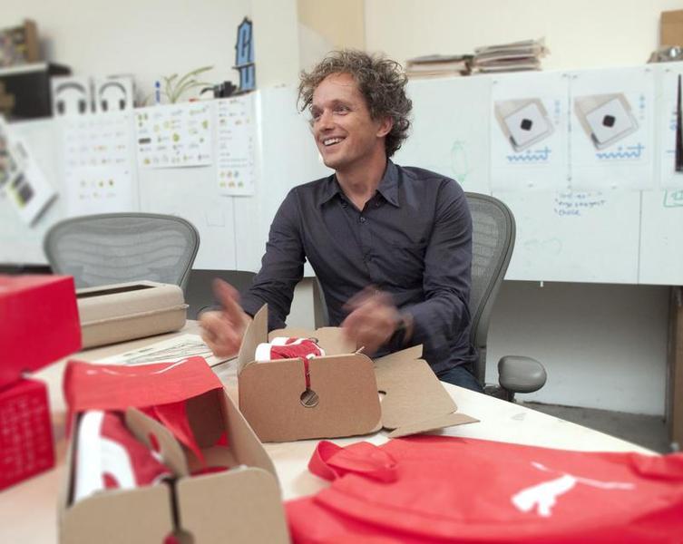 August Yves Behar