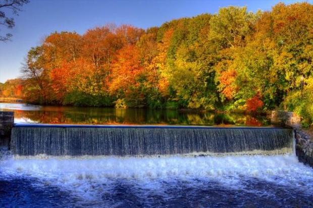 美国新英格兰地区红叶观赏产业价值30亿美元