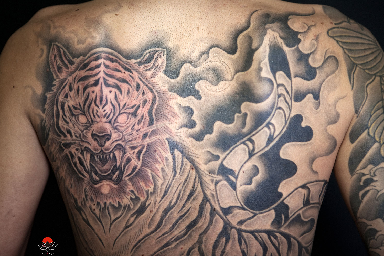 将纹身像艺术品一样永久保存,代代相传
