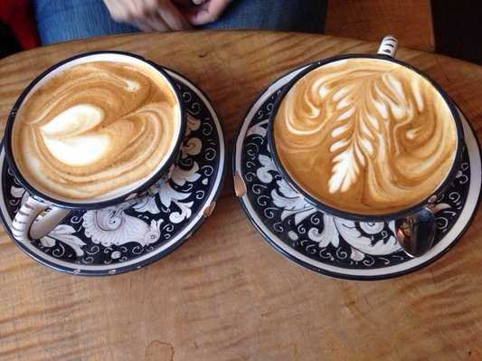 纽约十佳咖啡馆