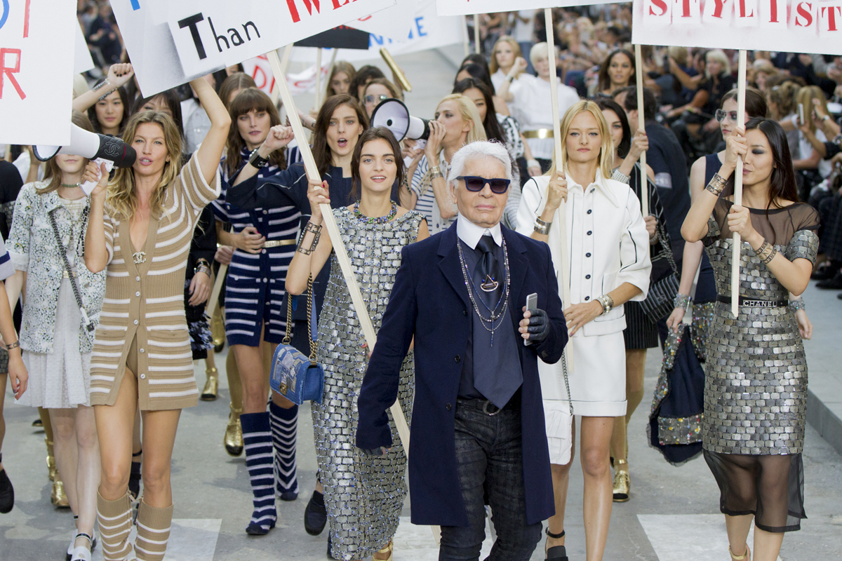 Chanel 2013年业绩数据披露