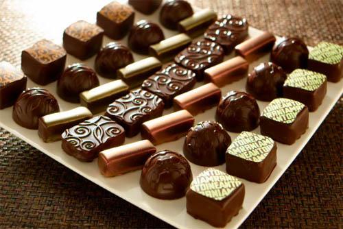 2015年全球巧克力七大流行趋势
