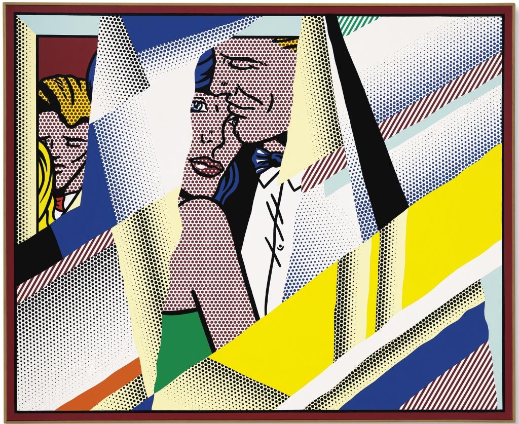 012-Roy-Lichtenstein-Reflections-on-the-prom1-e1415848614465-1024x837