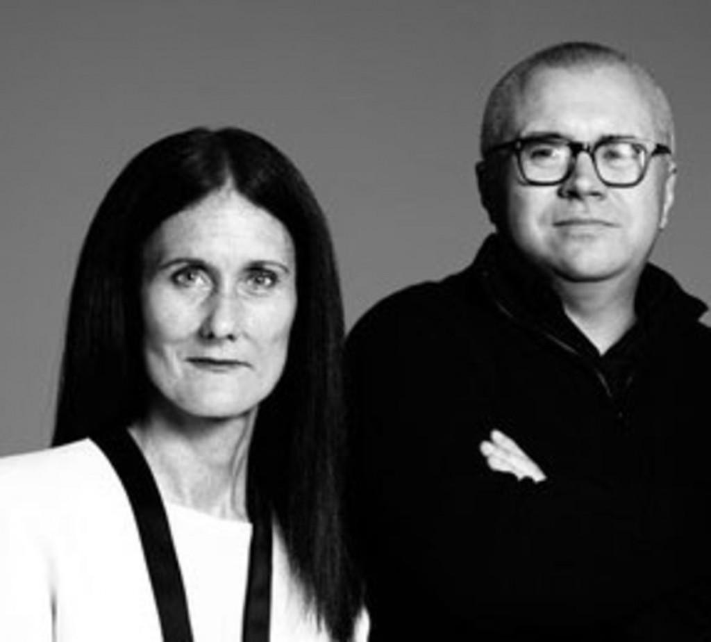 Ed Filipowski and Julie Mannion