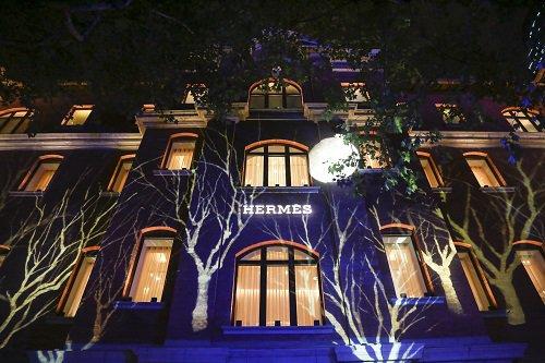 Hermès 2014第三季度销售增速回升
