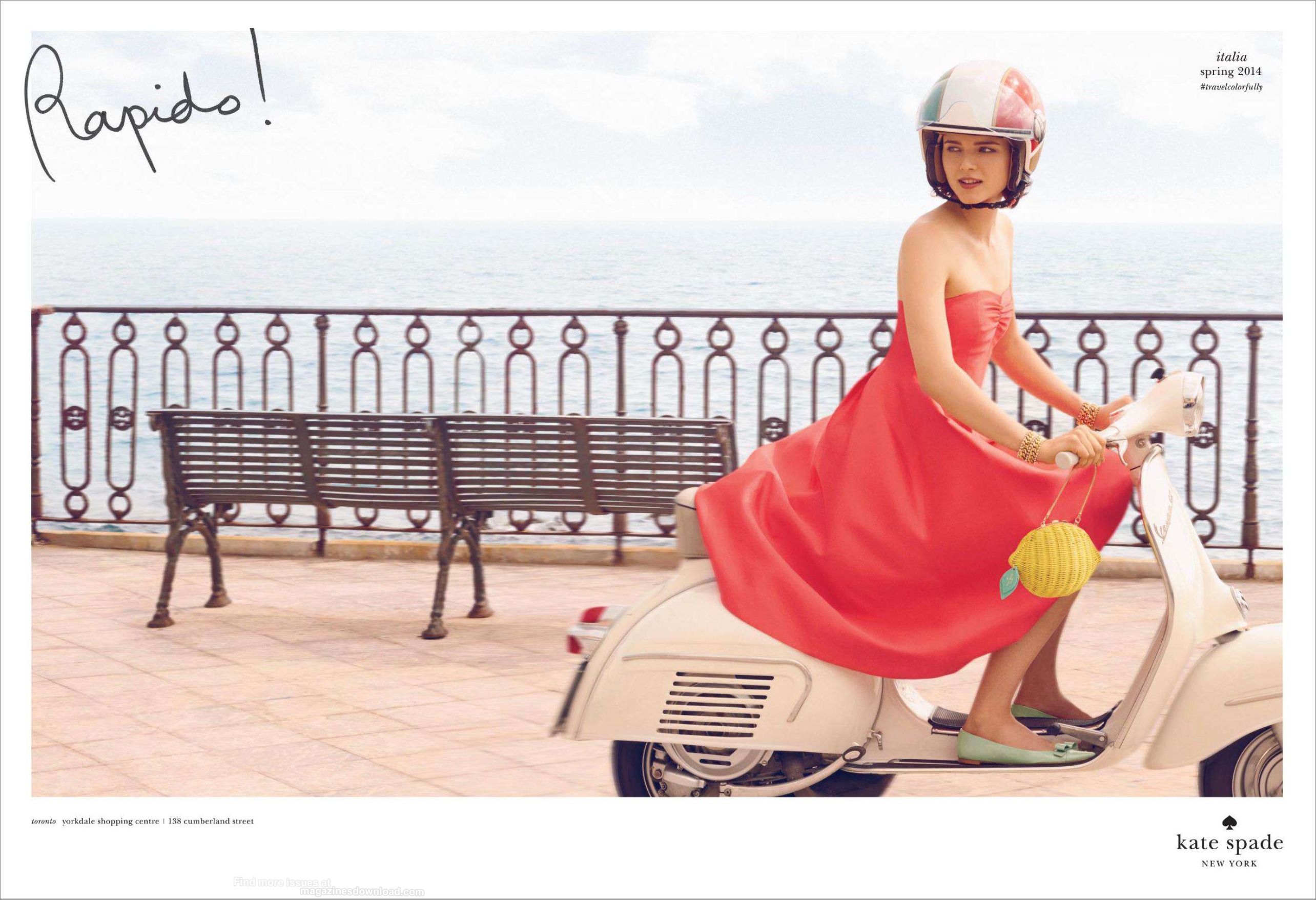 Kate Spade 发布2014第三季度务财报