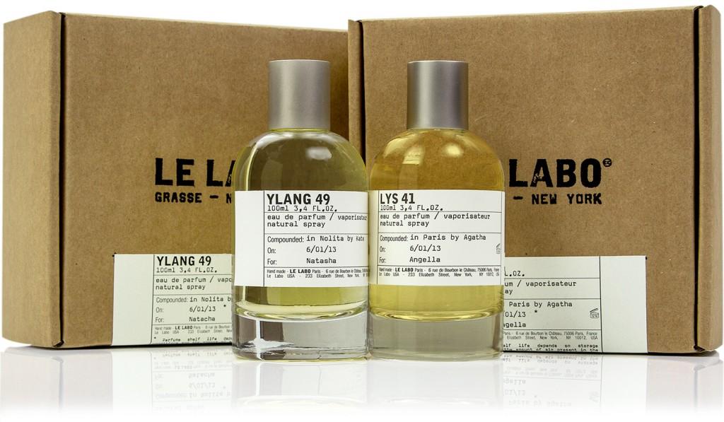 Le Labo parfume
