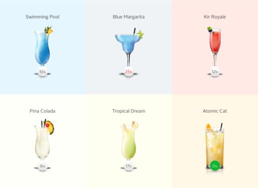 【华丽之选】Cocktail Flow,让你变身调酒大师的APP