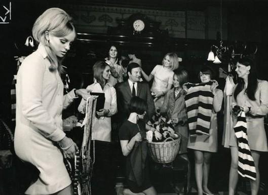 高街时尚鼻祖Biba 创始设计师归来