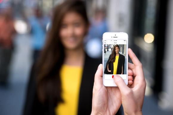 梅西百货将发布可视化搜索应用
