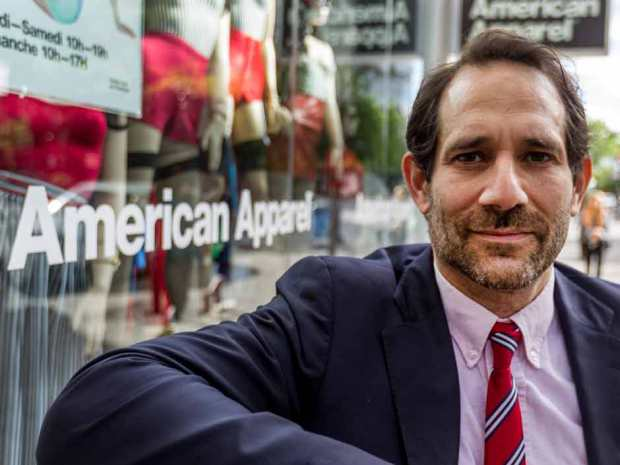 American Apparel 乱局综述 上季度销售创过去四年最大跌幅