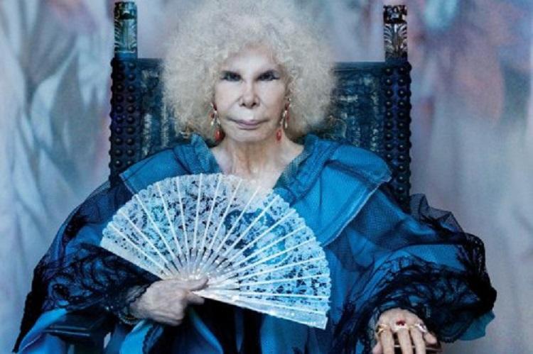 世界上最任性的女贵族去世了