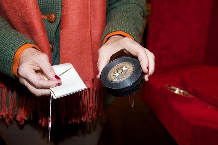 拿破仑的 DNA被藏入腕表
