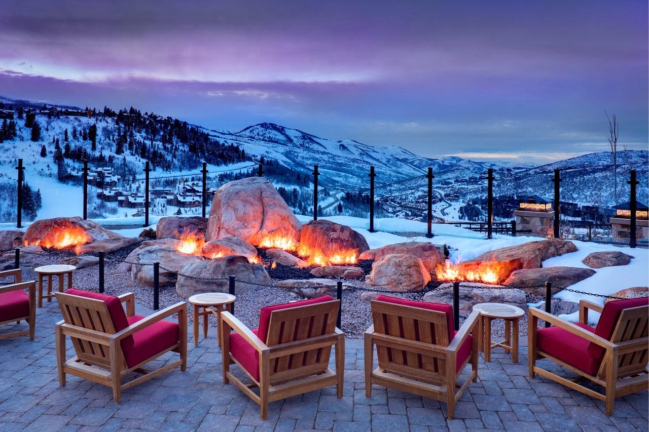 让滑雪盲也能愉快玩耍的全球八大冬季度假酒店