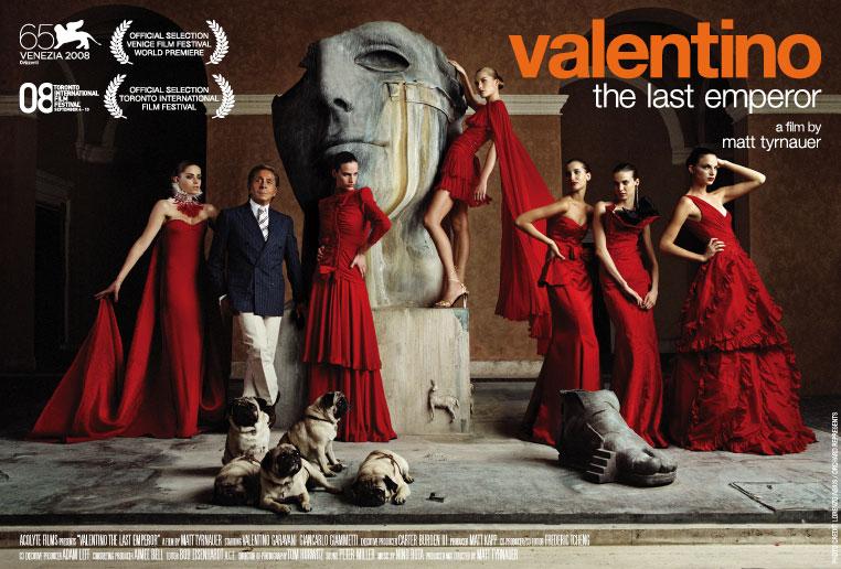 82岁的 Valentino 最新专访
