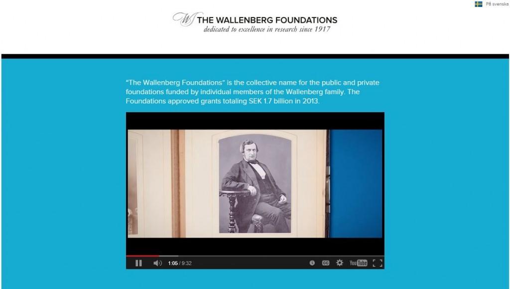 wallenberg foundation