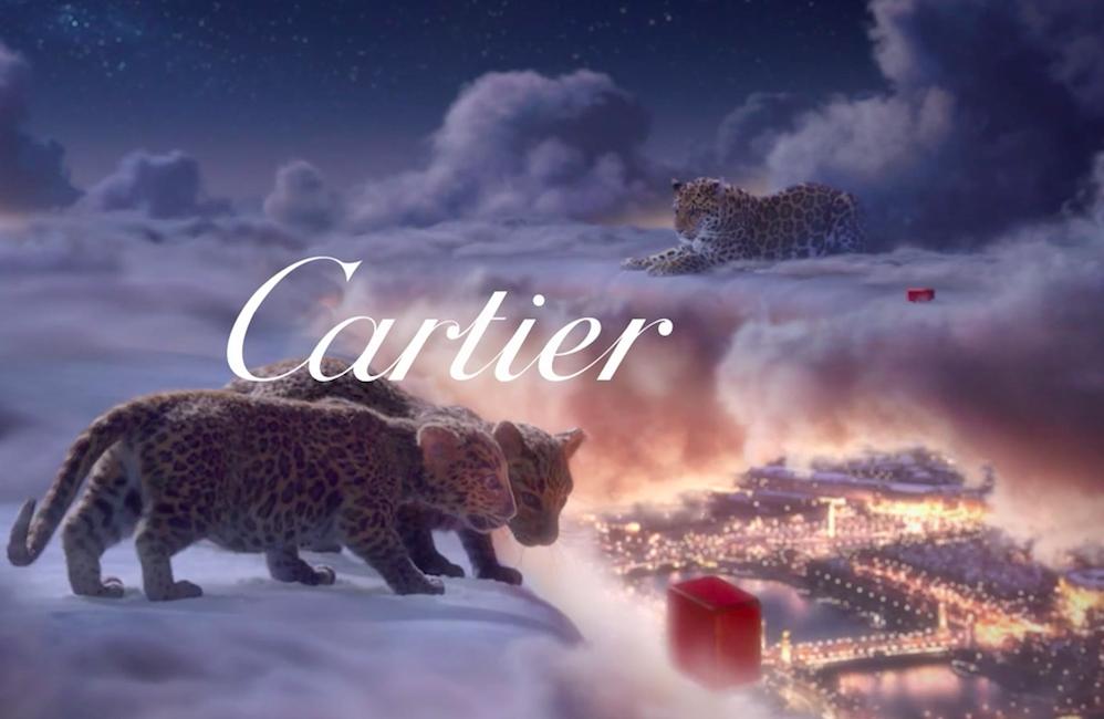 Hermès Cartier Dior 童话色彩圣诞视频