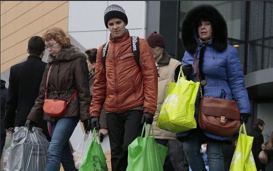 俄罗斯卢布暴跌,中国代购大赚