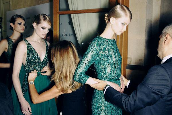 2015巴黎春夏高定时装周日程表最新版本