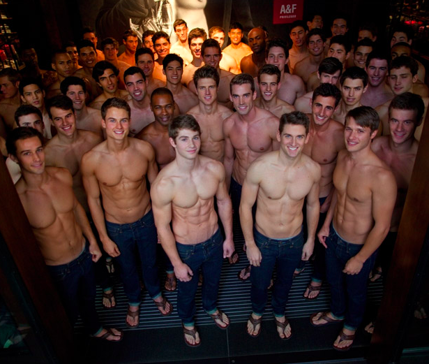 AbercrombieFitchmodels