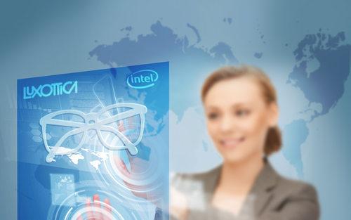 Intel 与 Luxottica 携手,打造人人都爱戴的智能眼镜
