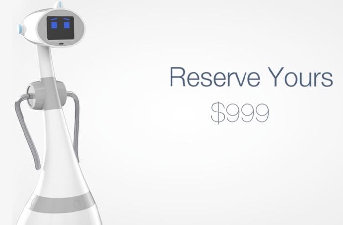 """999美元把人形机器人买回家 机器人中的""""iPhone"""""""