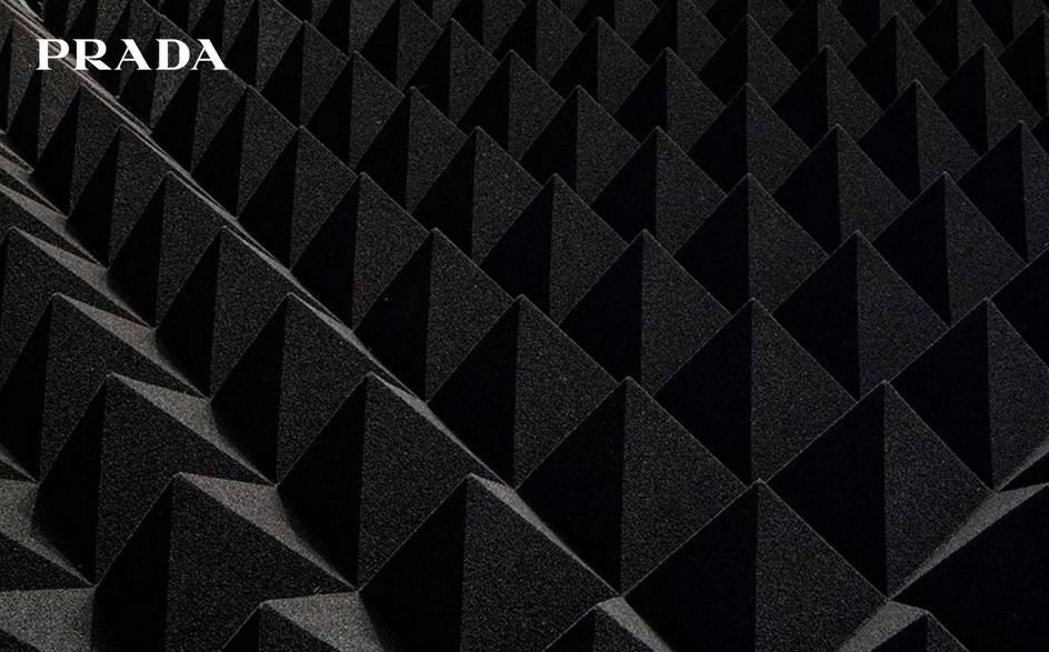 全新Prada网站,加强线上美学体验