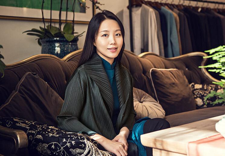 【华丽人物志】将中国元素化于无形-时装设计师 楚艳