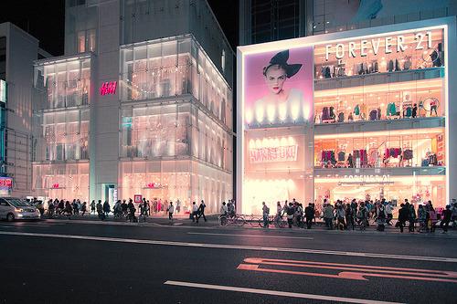 city-fashion-forever-21-hampm-lights-Favim.com-177254
