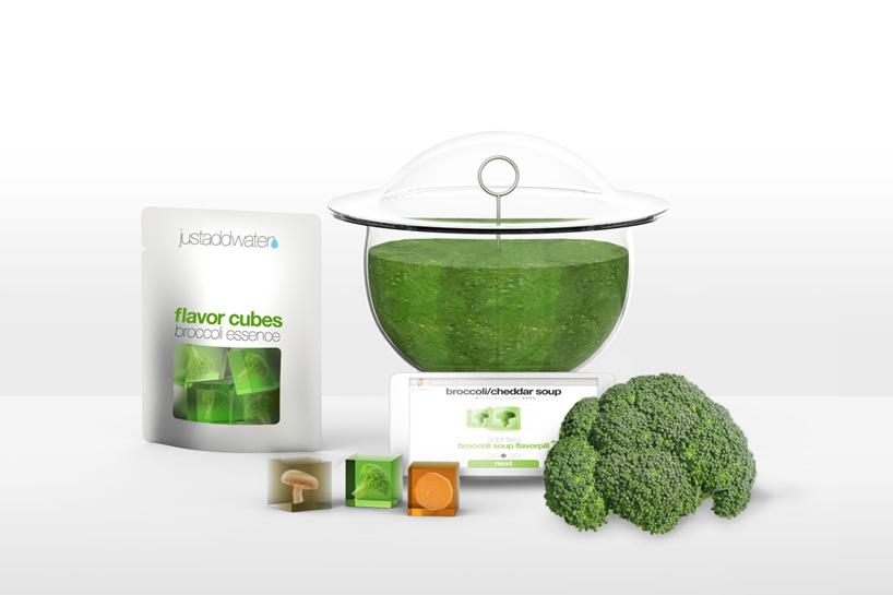 让方便食品更健康 加水即食的创新营养餐