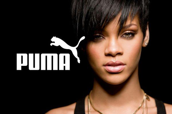 Rihanna与Puma的联名运动鞋被潮鞋杂志 Footwear News授予年度成就奖