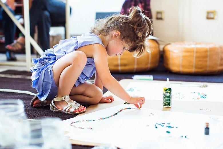 美国网红4岁小萌妹为J.Crew设计童装系列