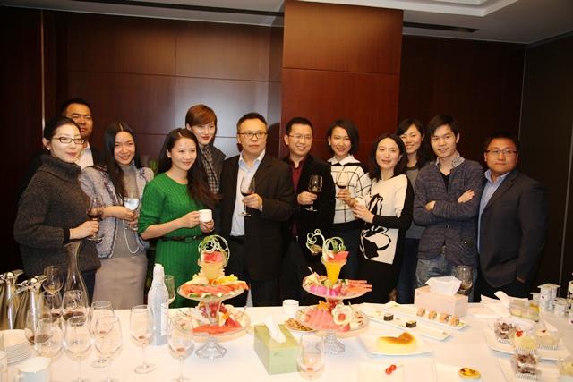 华丽集晚餐会2015第一期:新沃资本+青年创业家