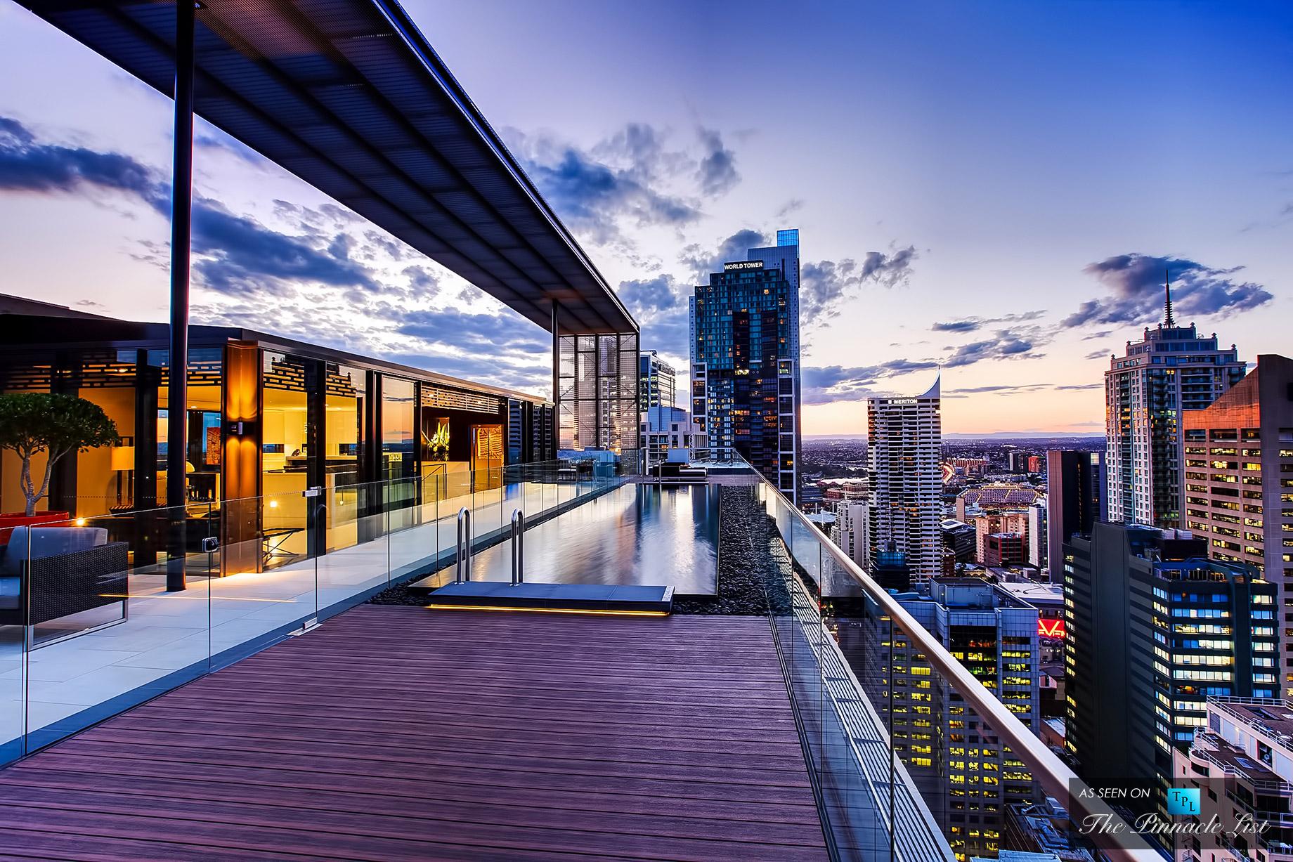 全球最豪的10个顶层豪宅 最贵4亿美元