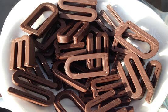 好时联手3D Systems 推出巧克力 3D打印机