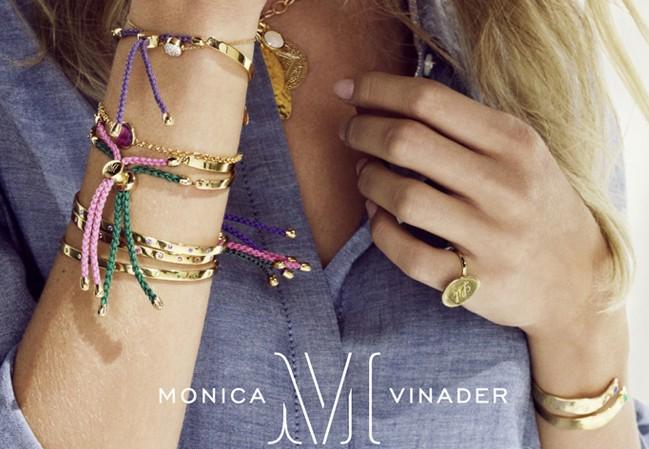 轻奢新锐首饰品牌 Monica Vinader 的成功秘诀