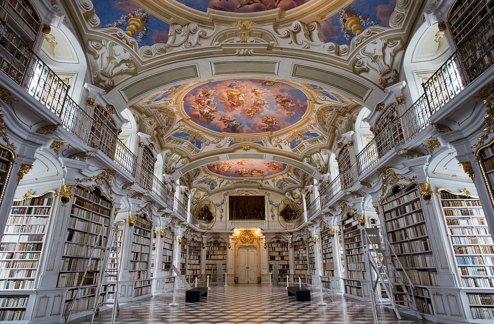 书虫此生必去的全球最美十八家图书馆