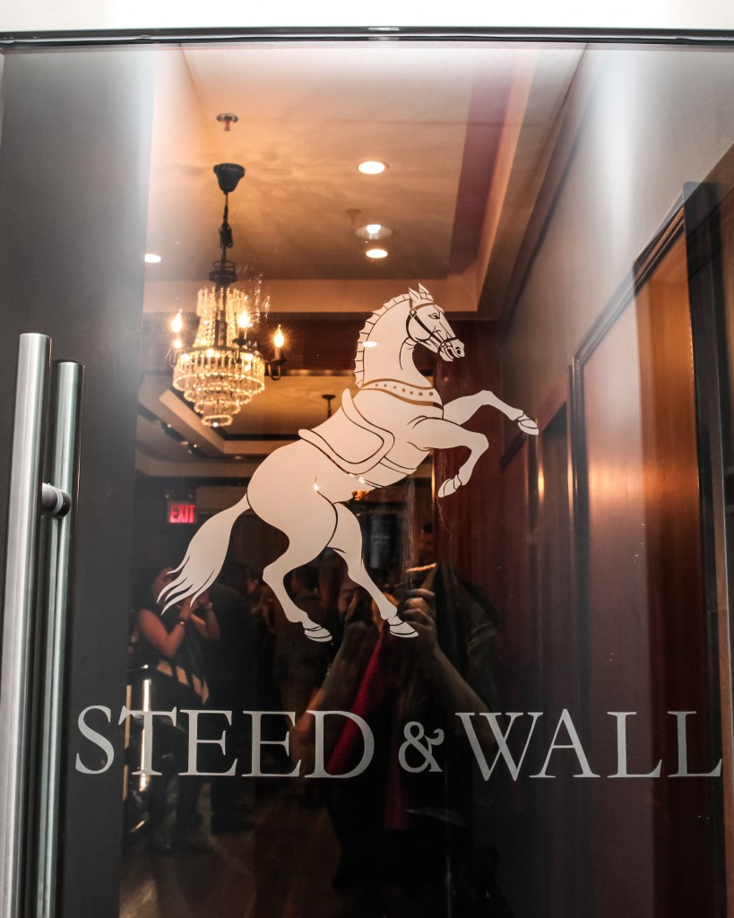 STEED & WALL Launch Party