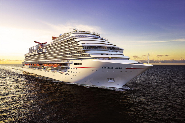 配备海上IMAX剧院,Carnival Vista 号嘉年华邮轮明年起航