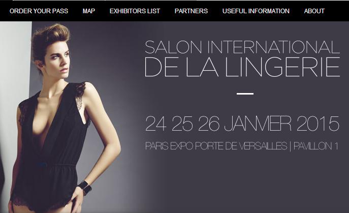 新一届巴黎国际内衣展 480家品牌参展