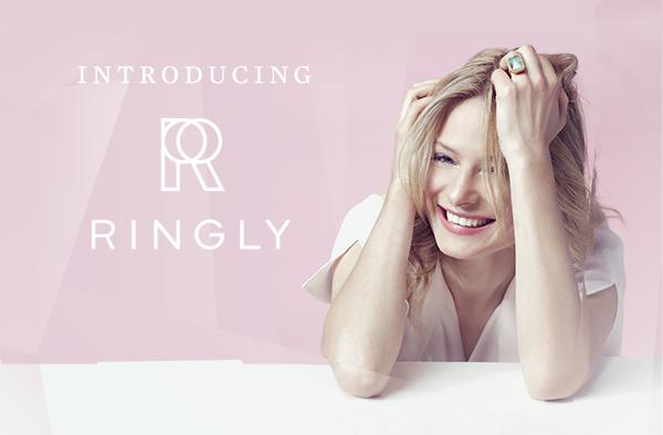 极致简洁的智能戒指 Ringly 获A轮融资