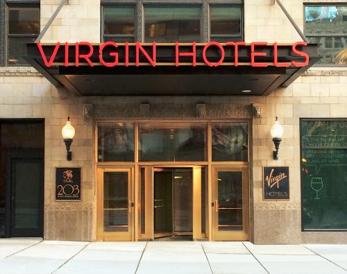 """首家 Virgin 酒店开业 """"万能App""""同时亮相"""