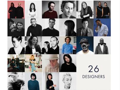 2015年度 LVMH青年设计师大奖入围名单公布 亚裔占据半壁江山